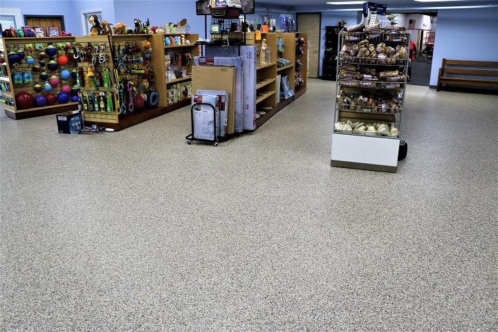 epoxy garage floor coating denver