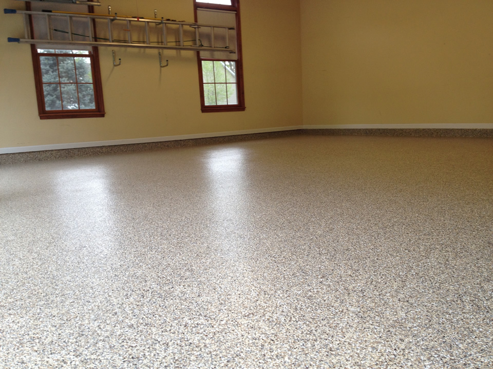 garage epoxy floor denver