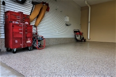 epoxy garage floors denver