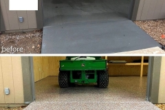 garage flooring installations denver