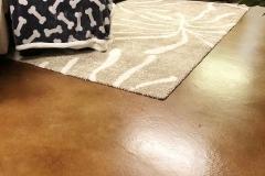 concrete floor stains  denver