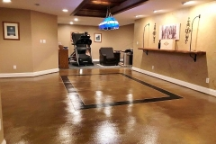stained concrete floors denver