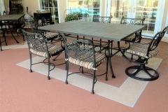 commercial concrete patio denver