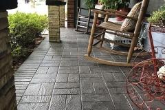 concrete patio ideas denver