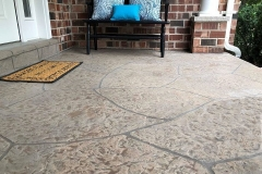 cost of concrete patio denver