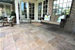 patio stamped concrete denver