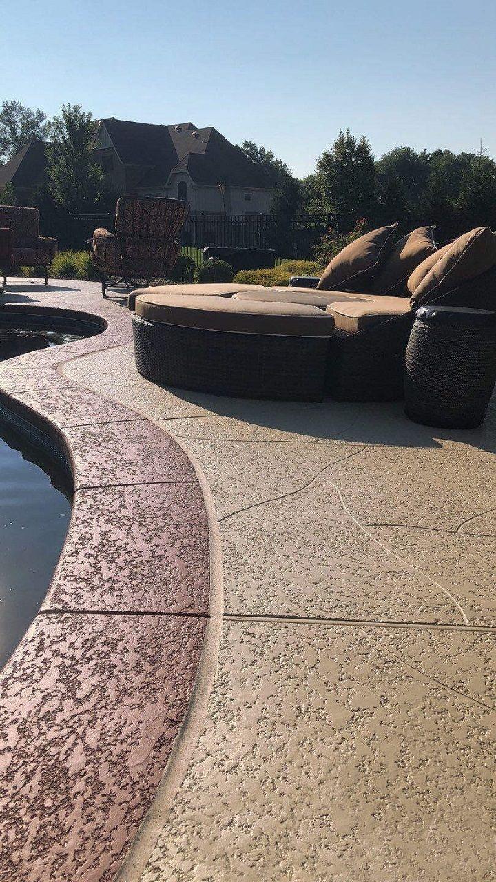 concrete pool deck resurfacing denver