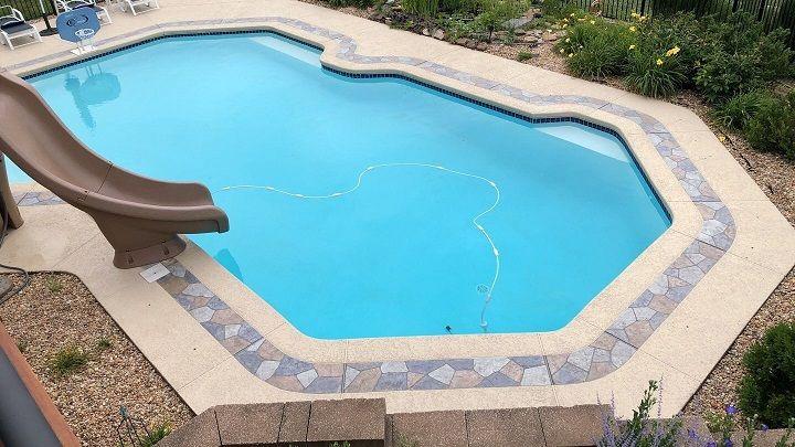 pool deck materials denver