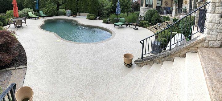pool deck options denver