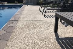 acrylic pool deck denver