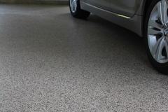 chip garage floor with epoxy denver