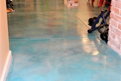 colored concrete denver