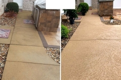 concrete walkway contractor denver