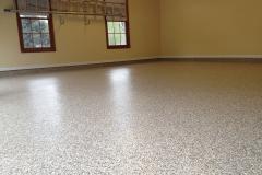 garage epoxy floor denver