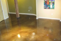 interior floor acid stain denver