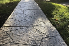 walkway stamped overlays denver
