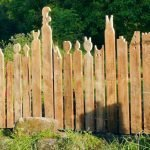 timeless and classic fence