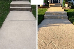 concrete walkway repair denver