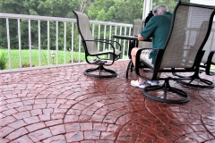 stamped concrete designs denver