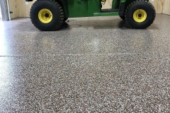 epoxy garage floor coast denver