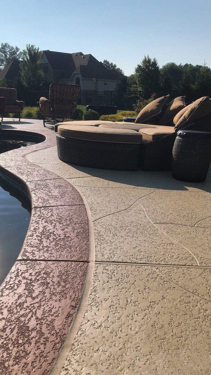 concrete pool deck resurfacing denver
