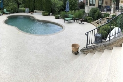 pool deck options denver