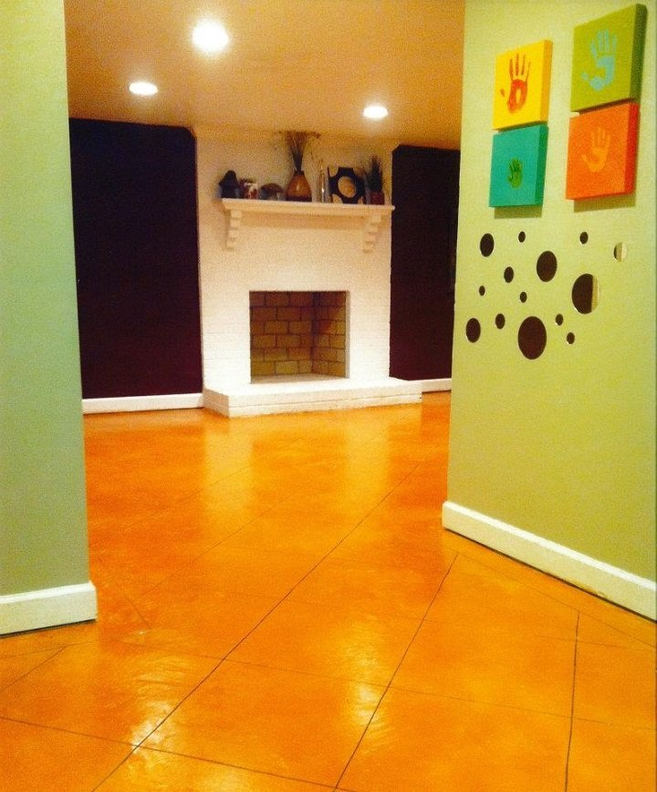 concrete refinishing denver
